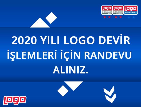Logo Devir İşlemleri