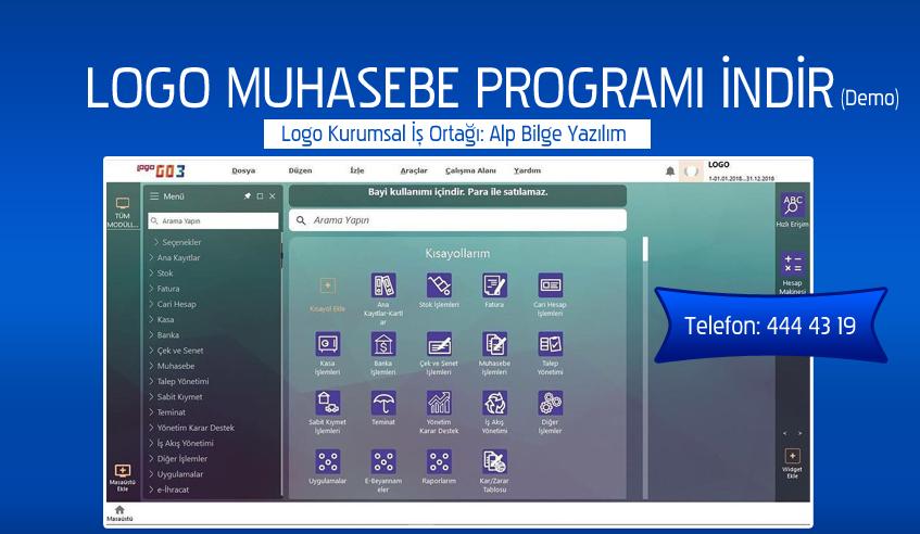 Logo Muhasebe Programı