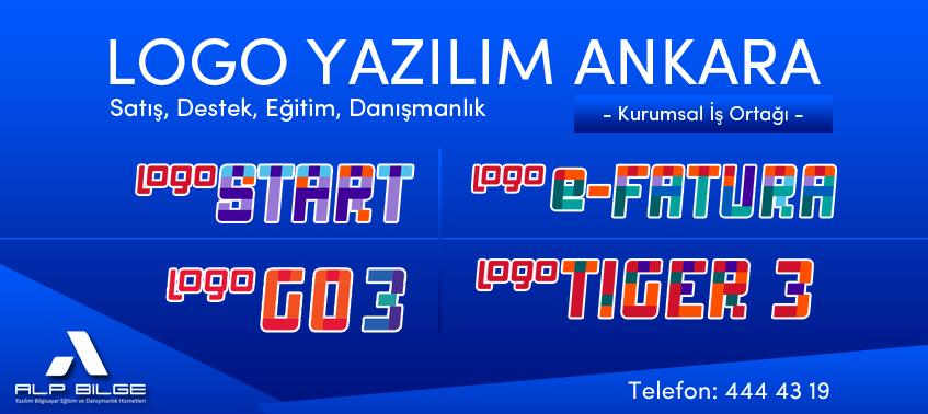 logo yazılım Ankara