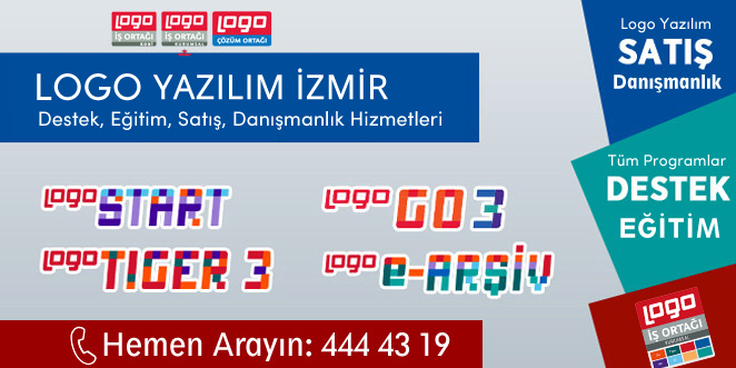 logo yazılım İzmir