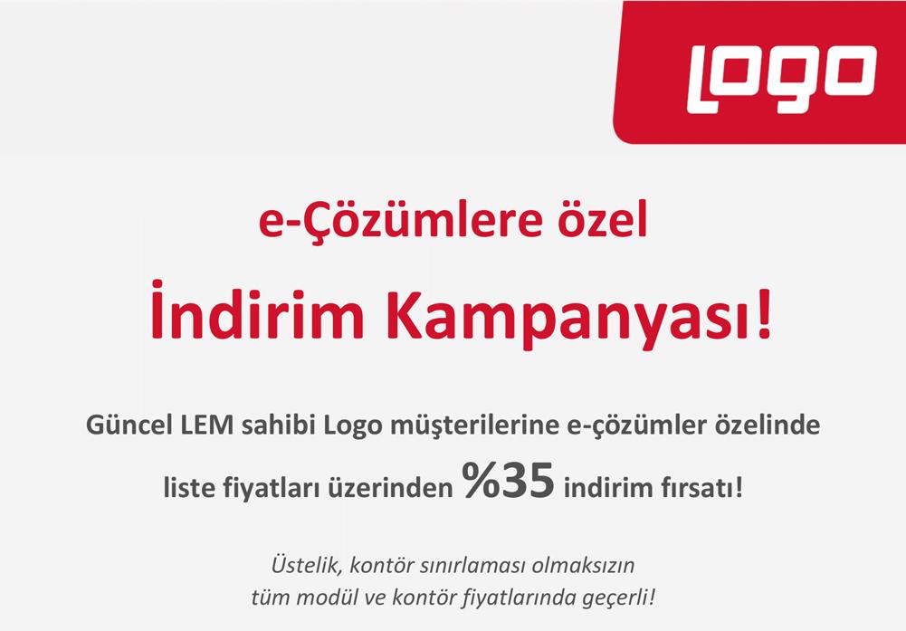 logo yazılım kampanya