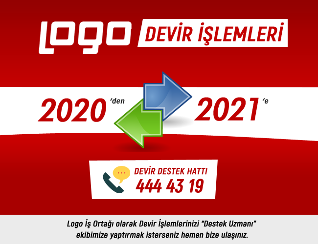 Logo Devir, Destek, Bayi